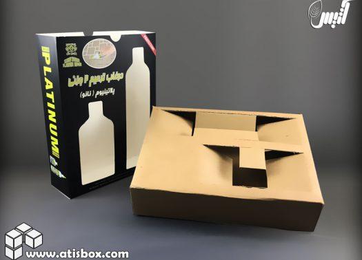 جعبه دوغاب پلاتینیوم