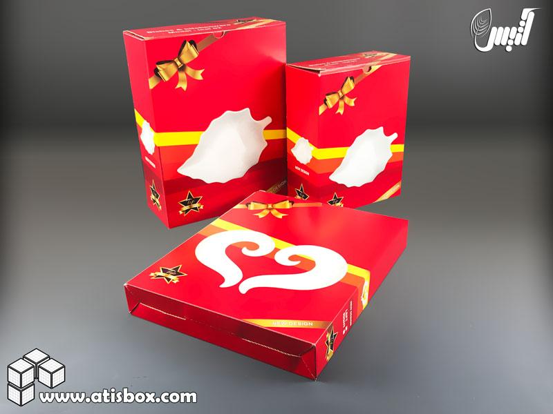 جعبه ظروف چینی آیدیس