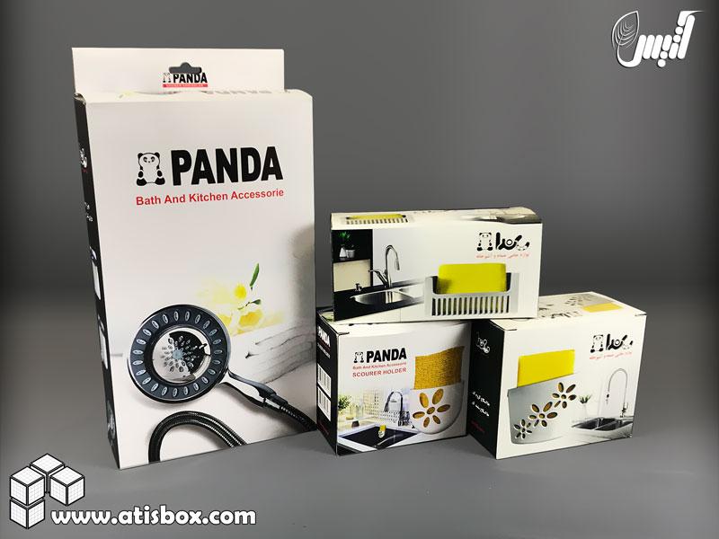جعبه محصولات پاندا