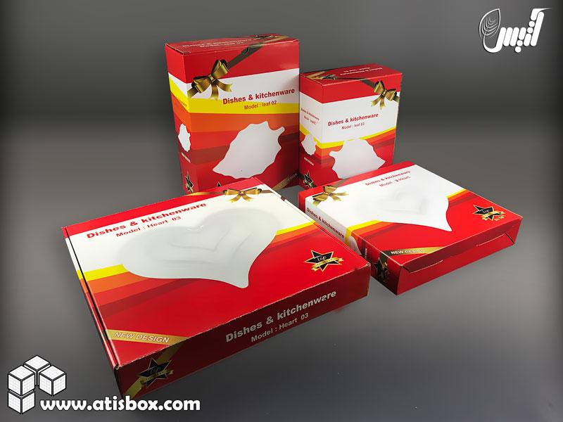 جعبه محصولات آیدیس
