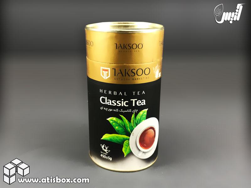 جعبه چای تکسو