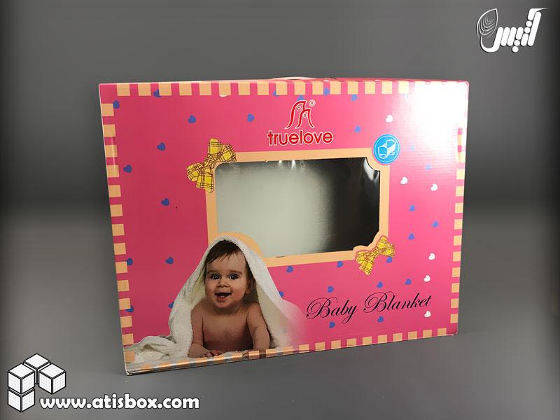 جعبه حوله کودک
