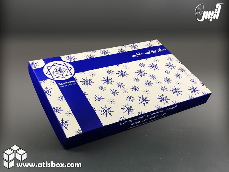 جعبه صنایع برودتی ملکی