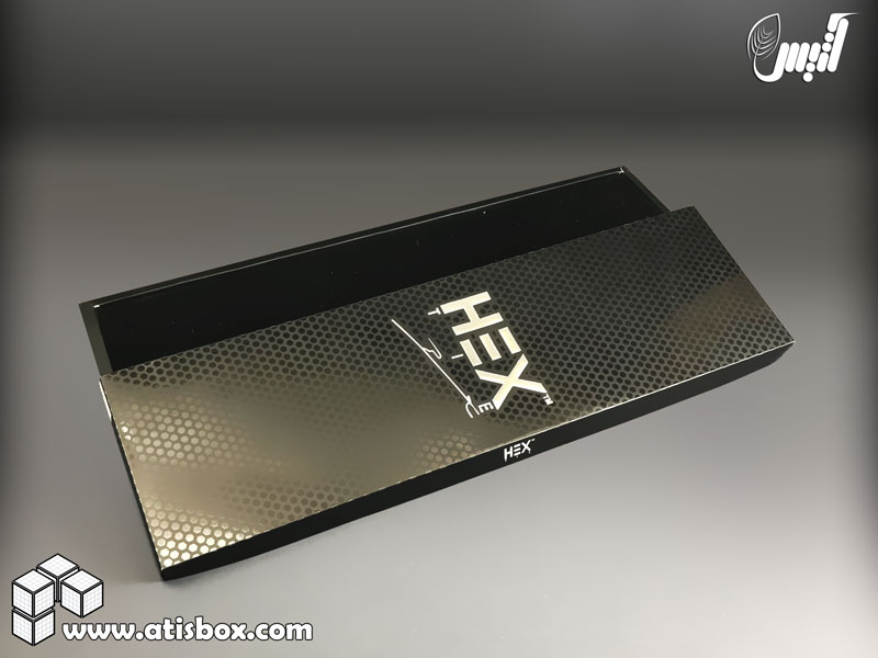 جعبه کراوات هکس