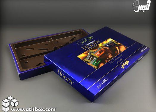 جعبه شکلات هودی