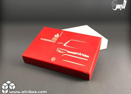 جعبه اشانتیون مدیران خودرو