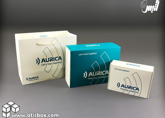 جعبه سمعک AURICA