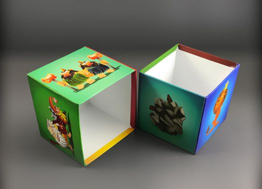 جعبه اسباب بازی ماژیمبا