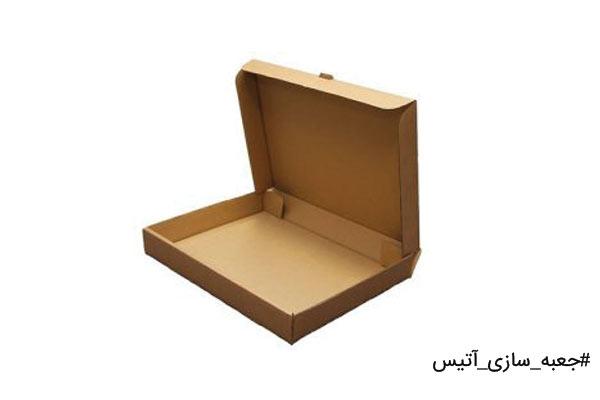 سفارش جعبه مقوایی