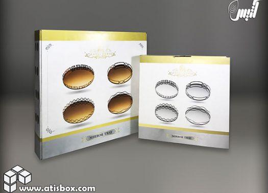 جعبه محصولات لوزم خانگی رویال هوم